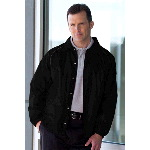 Jasper Mens Lined Coaches Jacket with Piping