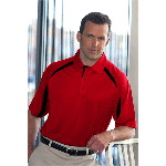 Mens Accent Polo