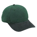 Deluxe Garment Washed Cotton Twill Low Profile Pro Style Cap