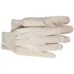 12-Oz. Knit Wrist Canvas Glove - Dozen
