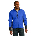 Port Authority� Vertical Soft Shell Jacket