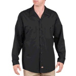 EcoPride Long Sleeve Poplin Shirt