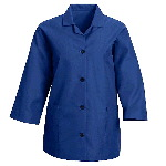 Womens Loose 3/4 Sleeve Smock