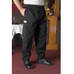 Blended Baggy Chef Pant w/ Zip Fly
