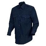 Long Sleeve Button-Front Shirt