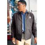 Mens Perma-Lined Panel Jacket
