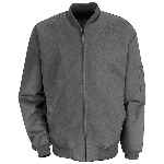 Mens Unlined Solid Team Jacket