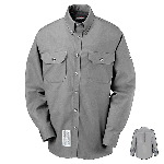 Mens 7 oz. EXCEL FR� ComforTouch� Flame-Resistant Dress Uniform Shirt