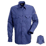 Mens Nomex� IIIA Flame-Resistant Button Front Deluxe Shirt