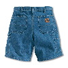 Carhartt Washed Denim Work Short