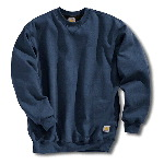 Thermal Lined Crewneck Sweatshirt
