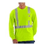 High Visibility Class 2 Long Sleeve T-Shirt